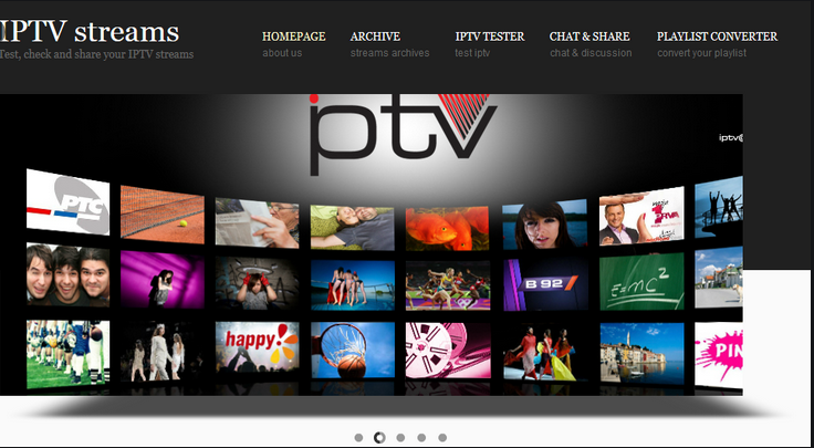 The most interesting iptv streaming of the highlights in entertainment