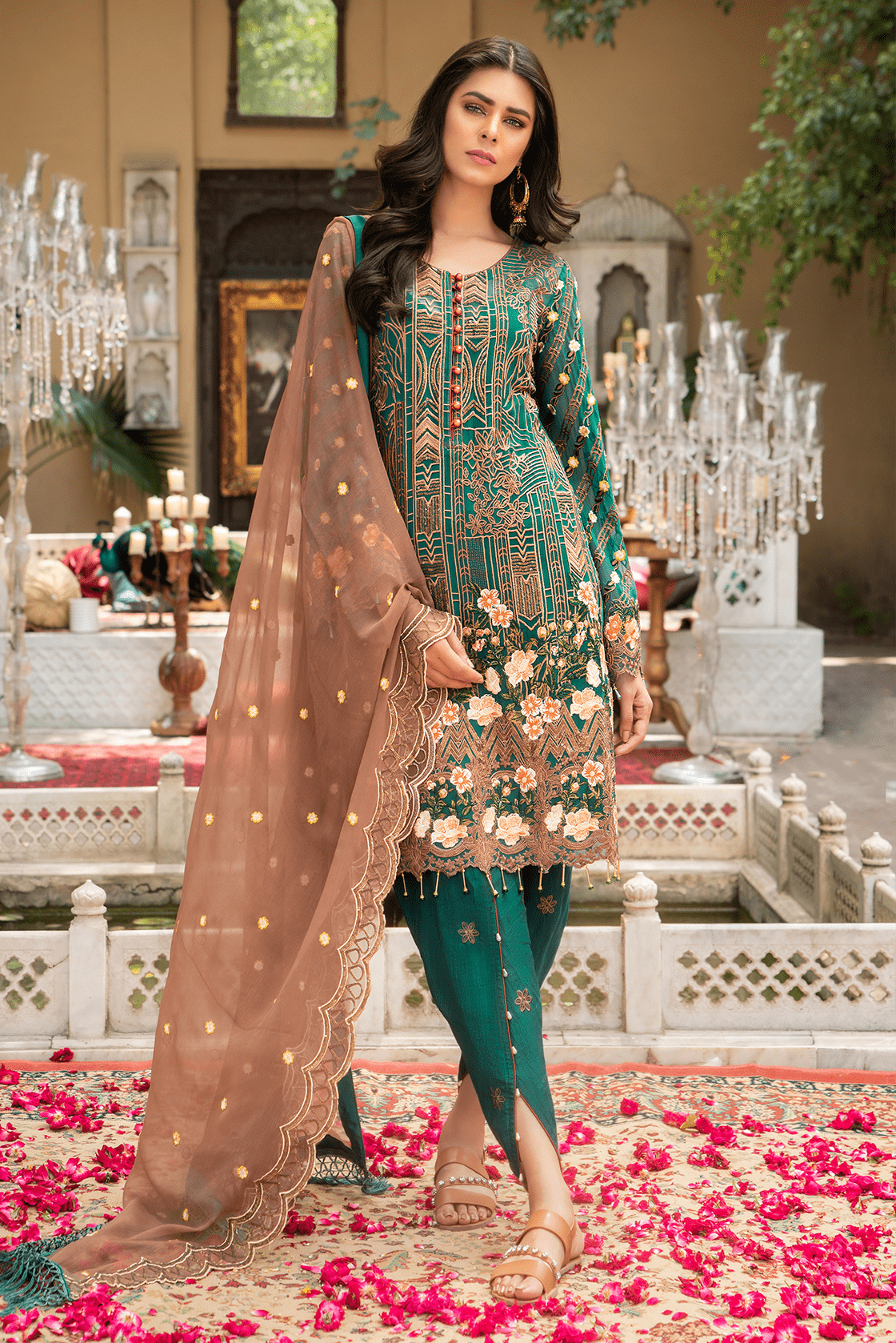What are the Top pakistani brands For Traditional Clothes? And Where to find them?