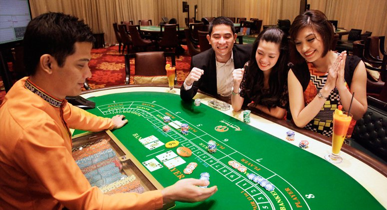 What should you follow to succeed in casino games like baccarat?
