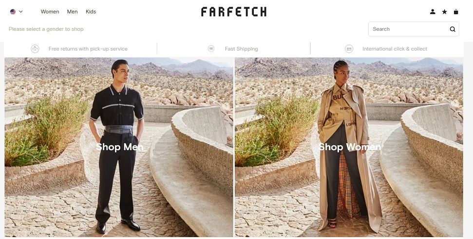 Terms and conditions that apply to FARFETCH discount