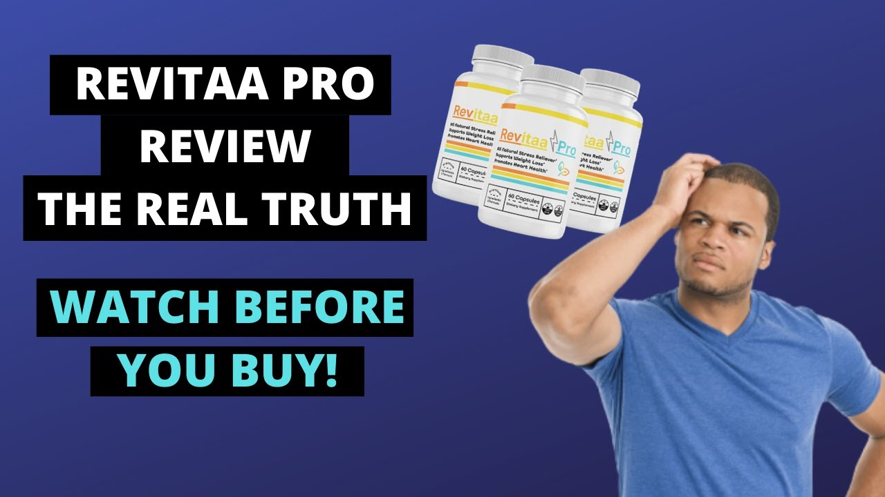 Enjoy Losing Weight With Revitaa Pro