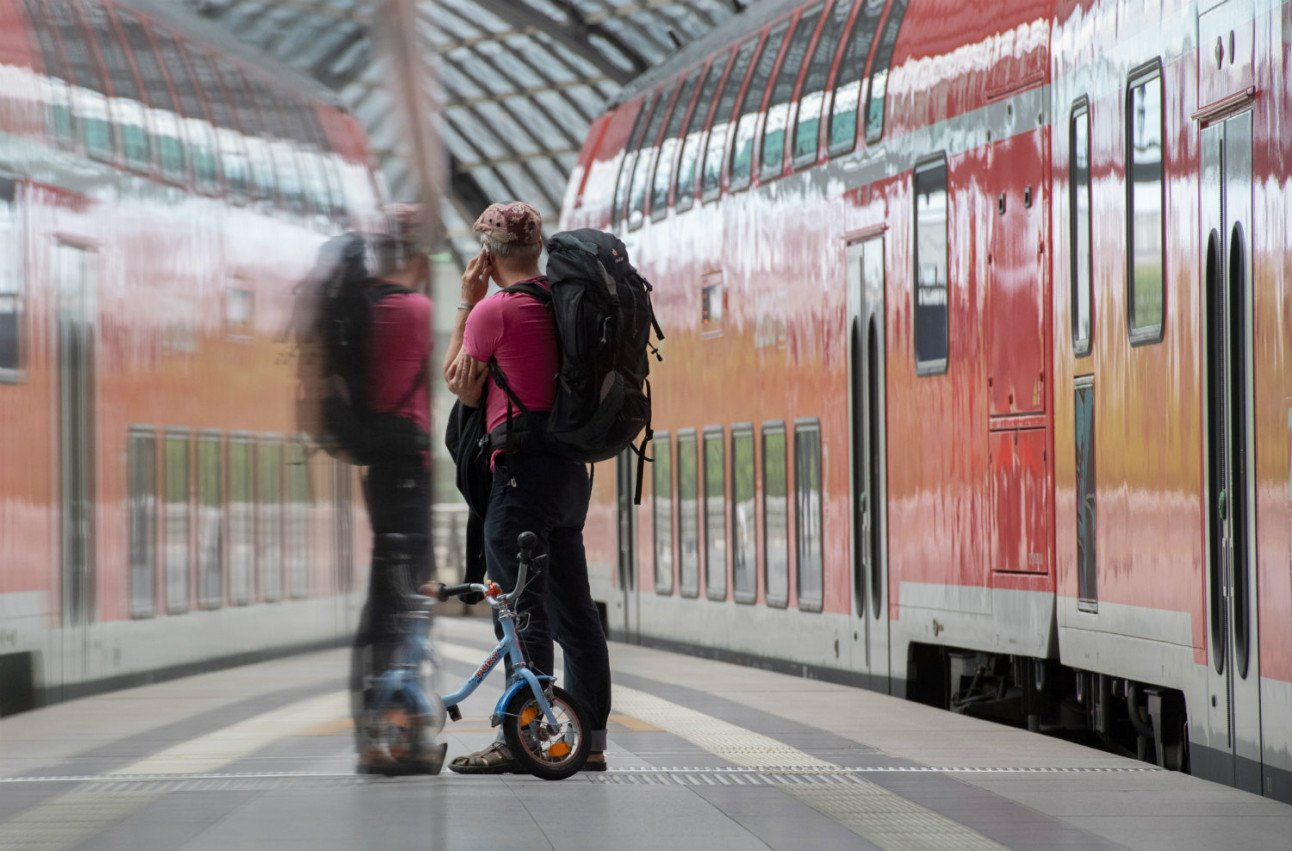Is It Beneficial to Use the DB Timetable?